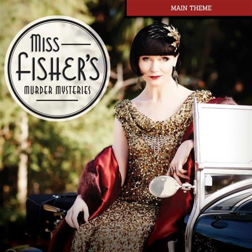 Greg Walker, Miss Fisher's Theme, Piano