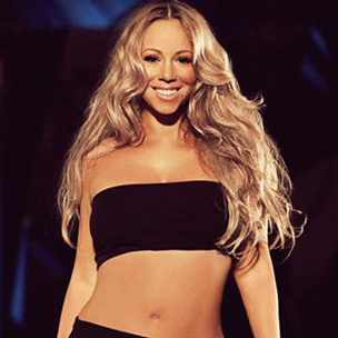 Mariah Carey, The Star, Piano, Vocal & Guitar (Right-Hand Melody)