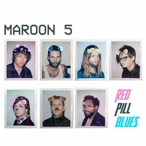 Maroon 5, Girls Like You, Ukulele