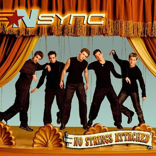 'N Sync, Bye Bye Bye, Piano, Vocal & Guitar (Right-Hand Melody)