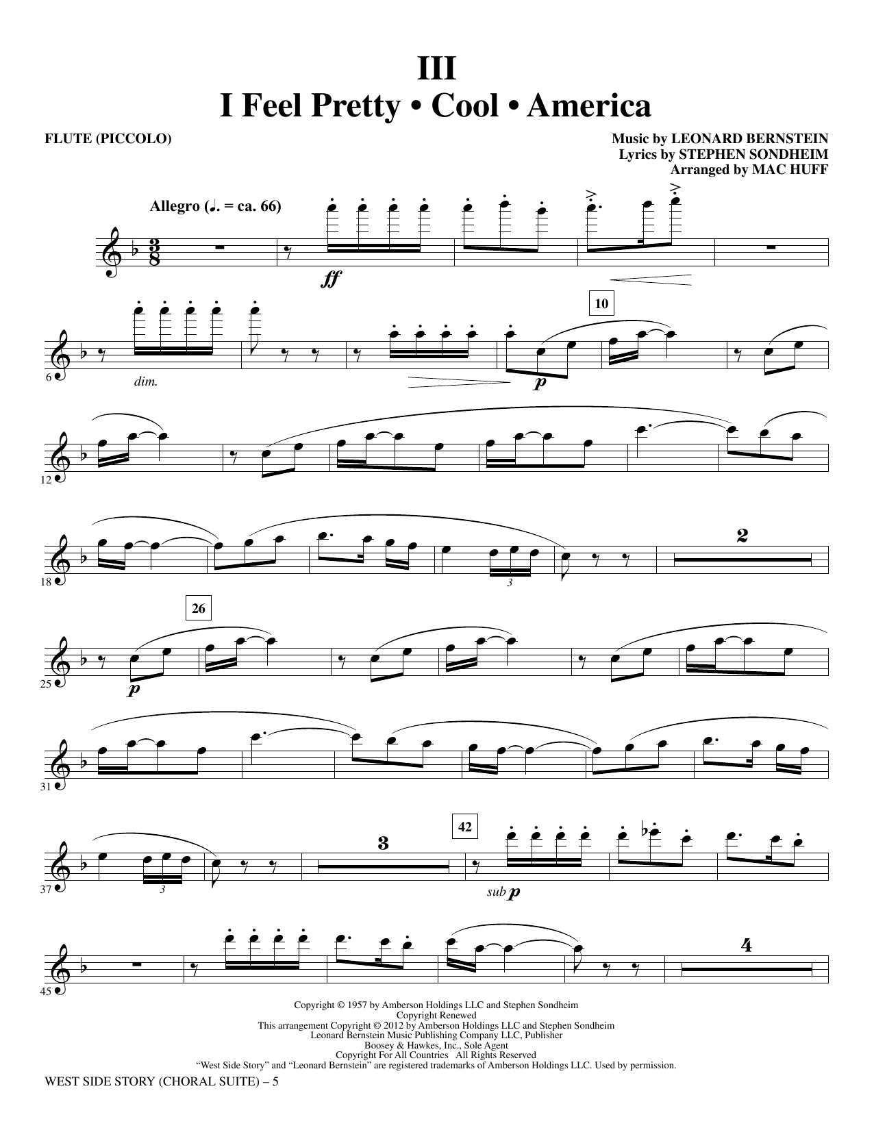 photo about Printable Flute Sheet Music identified as Mac Huff West Aspect Tale - Flute Sheet New music Notes, Chords Down load Printable Choral Instrumental Pak - SKU: 328169