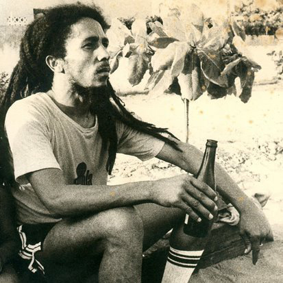Bob Marley, Nice Time, Piano, Vocal & Guitar (Right-Hand Melody)