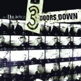 3 Doors Down Kryptonite Sheet Music and PDF music score - SKU 54737