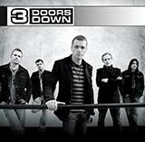 3 Doors Down She Don't Want The World Sheet Music and PDF music score - SKU 67526