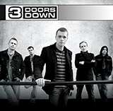 3 Doors Down When It's Over Sheet Music and PDF music score - SKU 67529
