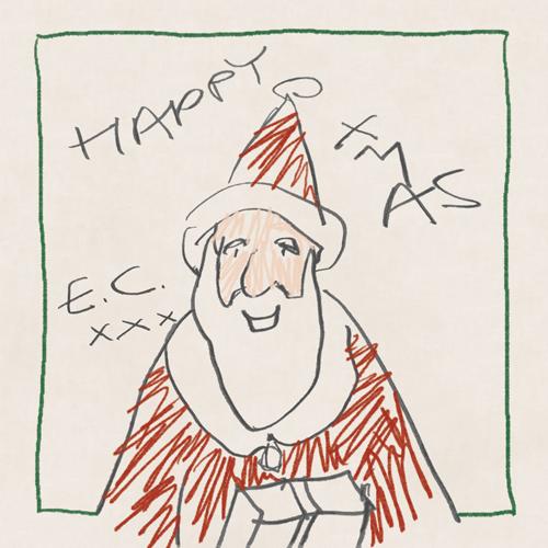 Eric Clapton, Jingle Bells (In Memory Of Avicii), Piano Solo