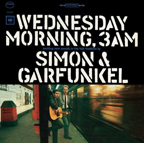 Simon & Garfunkel, Last Night I Had The Strangest Dream, Easy Guitar with TAB