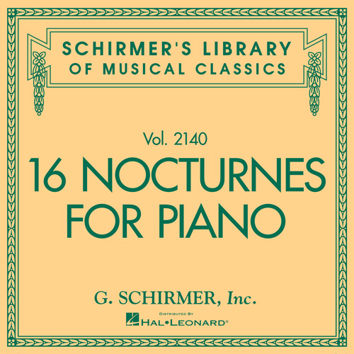 John Field, Nocturne No. 6 In F Major, H. 40, Piano Solo