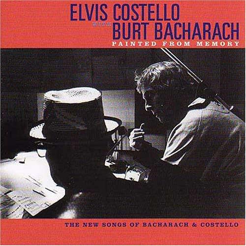 Elvis Costello and Burt Bacharach, In The Darkest Place, Piano, Vocal & Guitar (Right-Hand Melody)