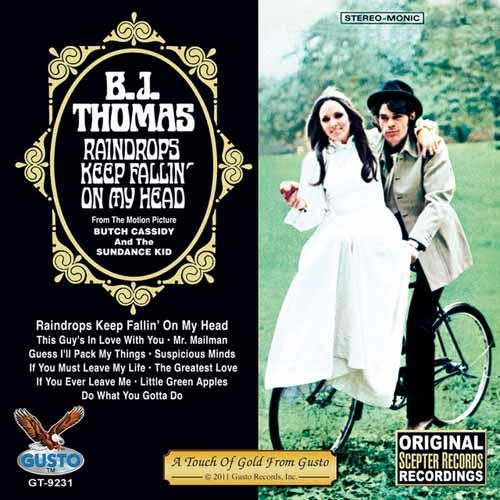 B.J. Thomas, Raindrops Keep Fallin' On My Head, Trumpet Duet