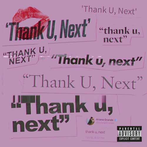 Ariana Grande, Thank U, Next, Ukulele