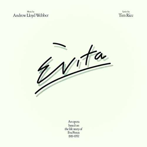Andrew Lloyd Webber, High Flying, Adored (from Evita), Trumpet Solo