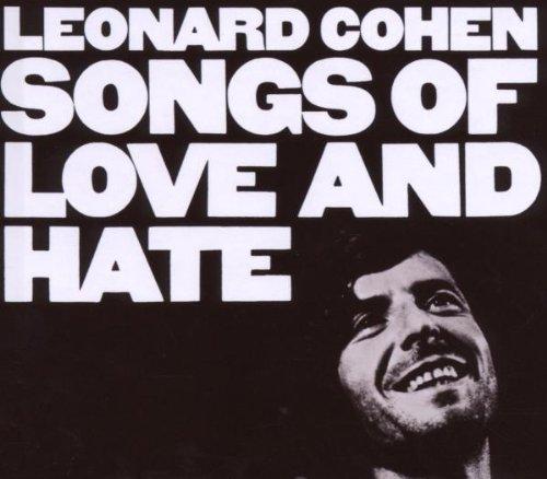 Leonard Cohen, Last Year's Man, Piano, Vocal & Guitar