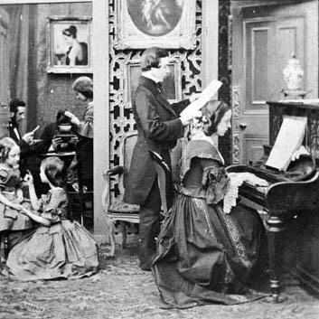 Traditional English, Barbara Allen, Piano