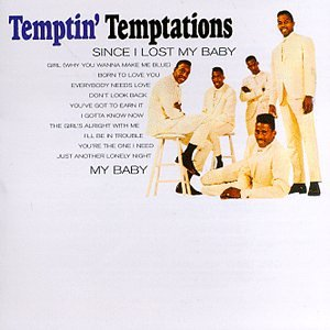 The Temptations, Since I Lost My Baby, Piano