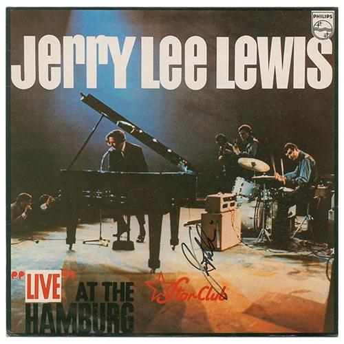 Jerry Lee Lewis, Great Balls Of Fire, Piano