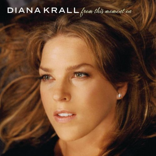 Diana Krall, Little Girl Blue, Piano, Vocal & Guitar (Right-Hand Melody)