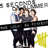 5 Seconds of Summer She Looks So Perfect Sheet Music and PDF music score - SKU 118979