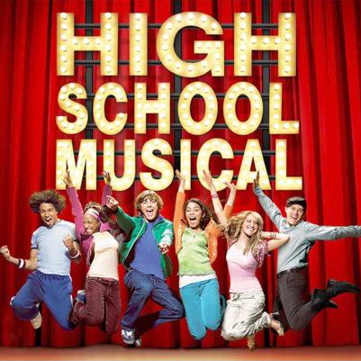 High School Musical, We're All In This Together, Easy Guitar Tab