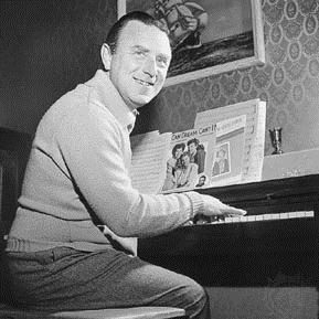 Sammy Fain, Once Upon A Dream, Piano