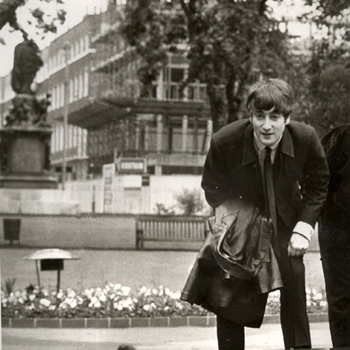 John Lennon, Grow Old With Me, Piano