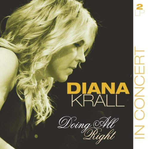 Diana Krall, I Was Doing All Right, Piano & Vocal