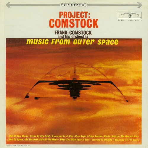 Frank Comstock, Rocky & Bullwinkle, Piano