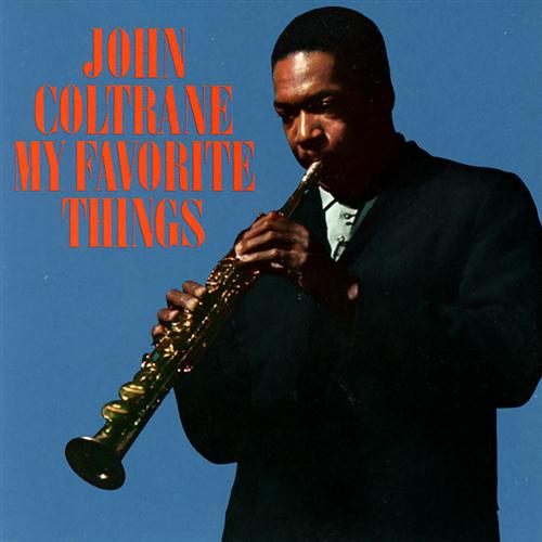 John Coltrane, My Favorite Things (from The Sound Of Music), Piano