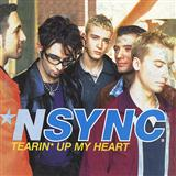 'N Sync Tearin' Up My Heart Sheet Music and PDF music score - SKU 18143
