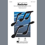 A Great Big World Rockstar (arr. Roger Emerson) - Bass Sheet Music and PDF music score - SKU 341608