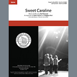 A Mighty Wind Sweet Caroline (arr. Dylan Oxford & A Mighty Wind) Sheet Music and PDF music score - SKU 474964