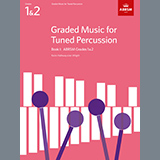 Aaron Copland Simple Gifts from Graded Music for Tuned Percussion, Book I Sheet Music and PDF music score - SKU 506583