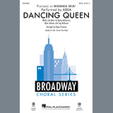 ABBA Dancing Queen (from Mamma Mia!) (arr. Roger Emerson) Sheet Music and PDF music score - SKU 451835