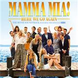 ABBA Day Before You Came (from Mamma Mia! Here We Go Again) Sheet Music and PDF music score - SKU 254800