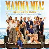 ABBA I Wonder (Departure) (from Mamma Mia! Here We Go Again) Sheet Music and PDF music score - SKU 254845