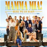 ABBA The Name Of The Game (from Mamma Mia! Here We Go Again) Sheet Music and PDF music score - SKU 254871
