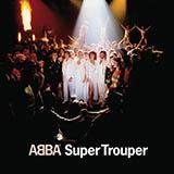 ABBA The Winner Takes It All Sheet Music and PDF music score - SKU 43737