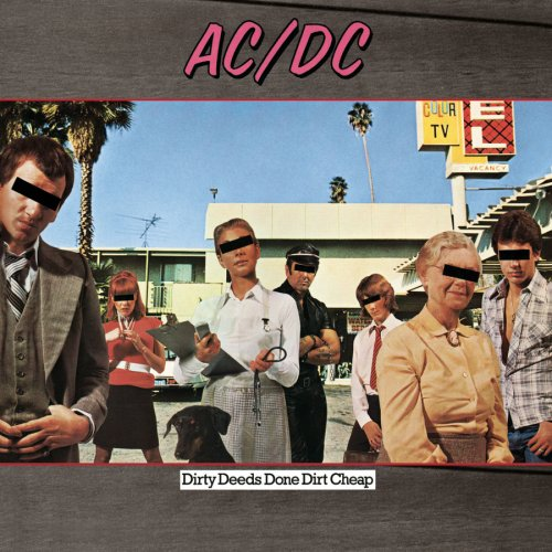 AC/DC Dirty Deeds Done Dirt Cheap profile image