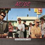AC/DC Dirty Deeds Done Dirt Cheap Sheet Music and PDF music score - SKU 102326