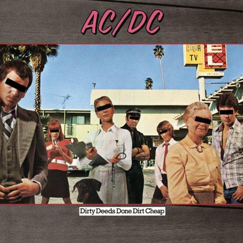 AC/DC, Problem Child, Ukulele
