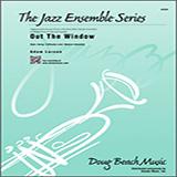 Adam Larson Out The Window - 1st Eb Alto Saxophone Sheet Music and PDF music score - SKU 412135