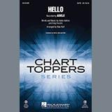 Adele Hello (arr. Mac Huff) Sheet Music and PDF music score - SKU 162399