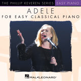 Adele Someone Like You [Classical version] (arr. Phillip Keveren) Sheet Music and PDF music score - SKU 178382
