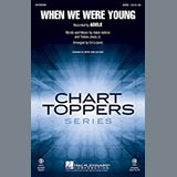 Adele When We Were Young (arr. Ed Lojeski) Sheet Music and PDF music score - SKU 168257