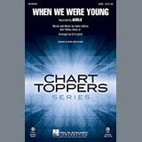 Adele When We Were Young (arr. Ed Lojeski) Sheet Music and PDF music score - SKU 168261