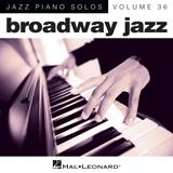Adolph Green Make Someone Happy [Jazz version] (arr. Brent Edstrom) Sheet Music and PDF music score - SKU 160768