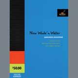 Adolphus Hailstork New Wade 'n Water - Eb Baritone Saxophone Sheet Music and PDF music score - SKU 406068