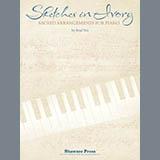 African-American Spiritual Deep River (arr. Brad Nix) Sheet Music and PDF music score - SKU 447713