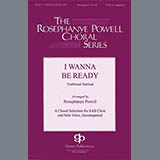 African-American Spiritual I Wanna Be Ready (arr. William C. Powell) Sheet Music and PDF music score - SKU 431045
