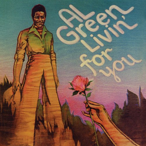 Al Green, Living For You, Piano, Vocal & Guitar (Right-Hand Melody)